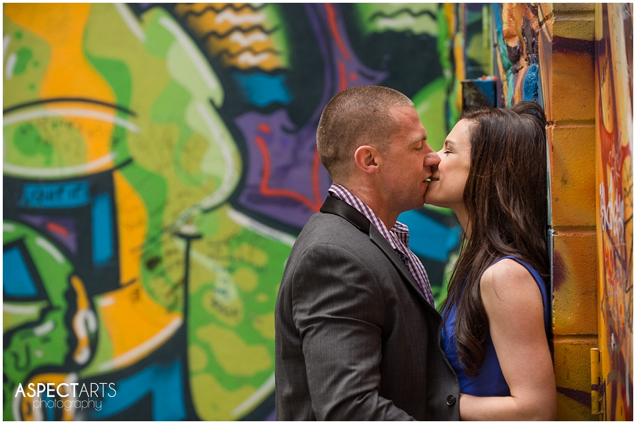 Gastown Vancouver engagement session 01