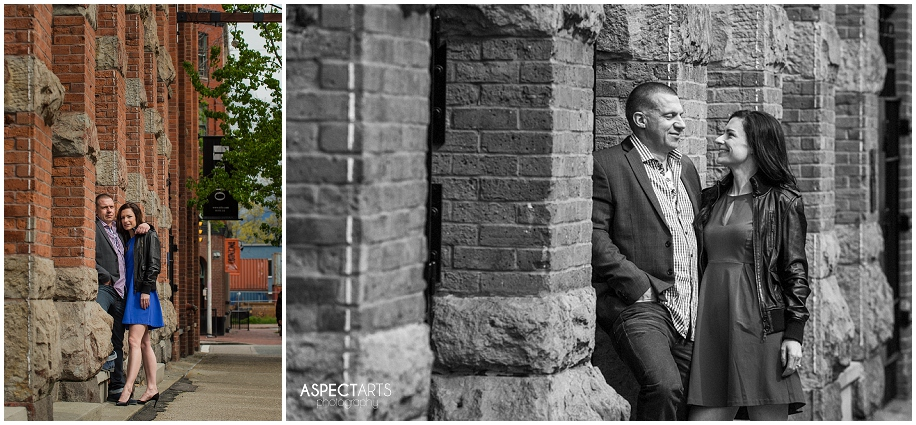 Gastown Vancouver engagement session 02