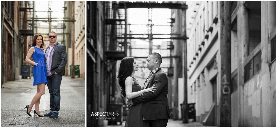 Gastown Vancouver engagement session 03