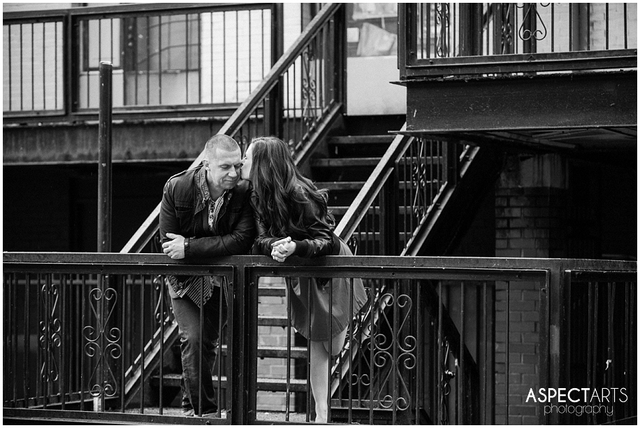 Gastown Vancouver engagement session 13
