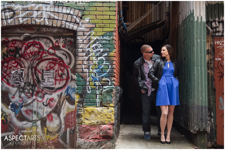 Gastown Vancouver engagement session 17