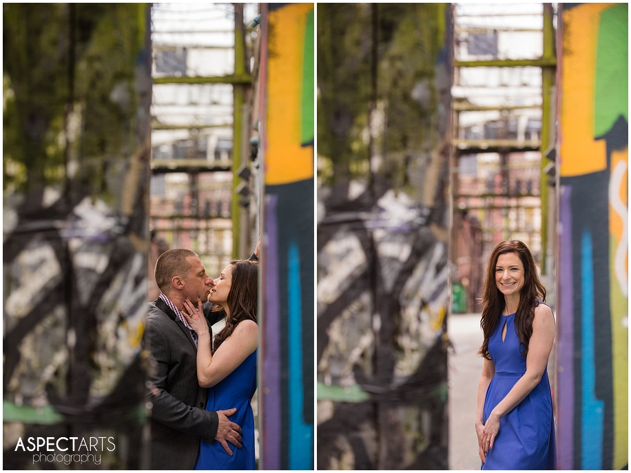 Gastown Vancouver engagement session 21