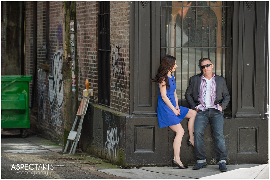 Gastown Vancouver engagement session 23