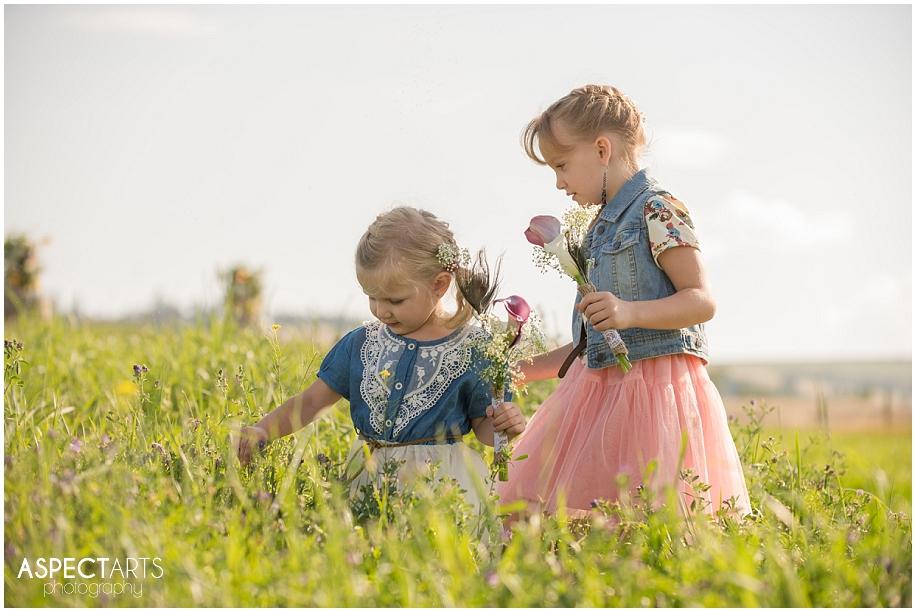 16  Kamloops wedding flower girls