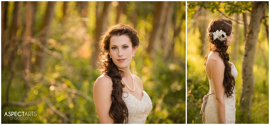24  Kamloops wedding photography bride