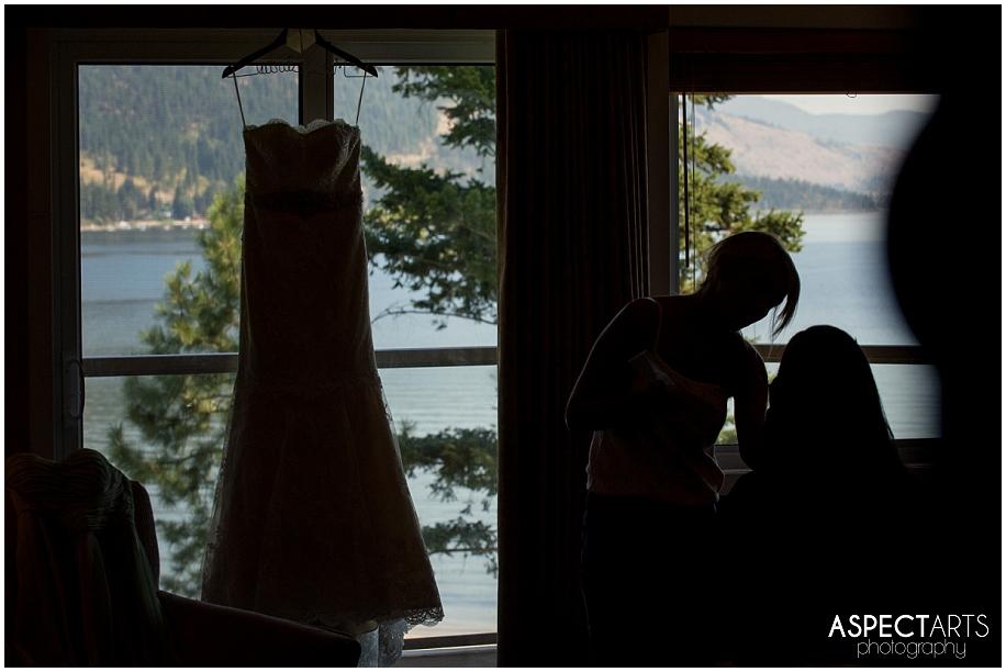3 Shuswap wedding photography