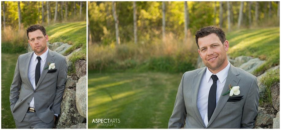 31  Shuswap wedding groom portraits