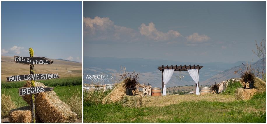 7 Kamloops outdoor weddings