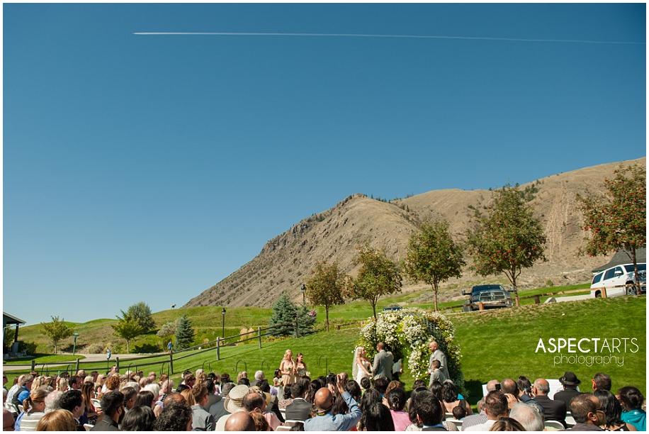 18 Sun Rivers wedding Kamloops