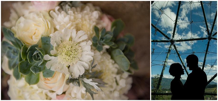 Sparkling Hill Wedding photographer detail shots bouquet silhouette portrait
