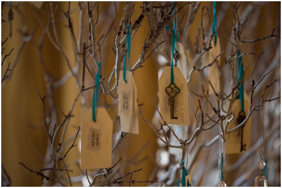 Osoyoos Wedding photographer detail shots reception wishing tree