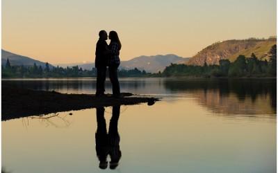 Ashley + Shawn – Kamloops engagement photographer
