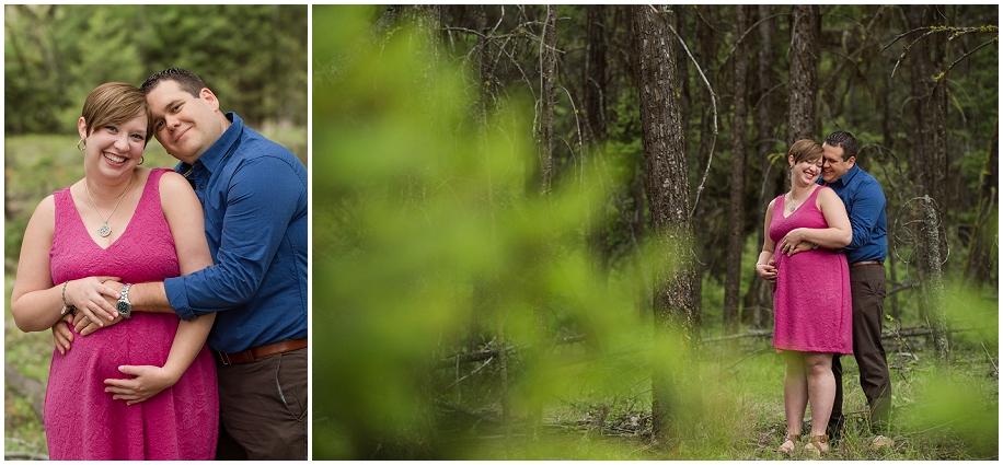 Kamloops maternity portrait photographer