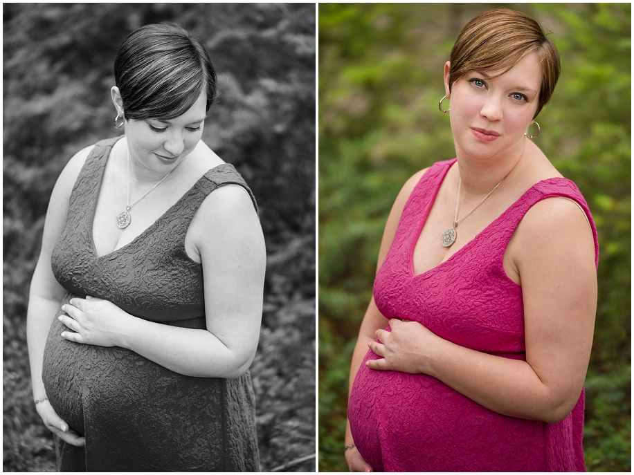 Kamloops maternity portrait photographer mama to be