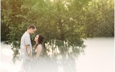 Nicole + Justen | Kamloops engagement photographer