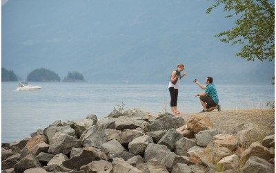 Brittany + Luke … the Proposal