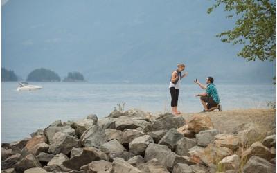 Brittany + Luke … the Proposal