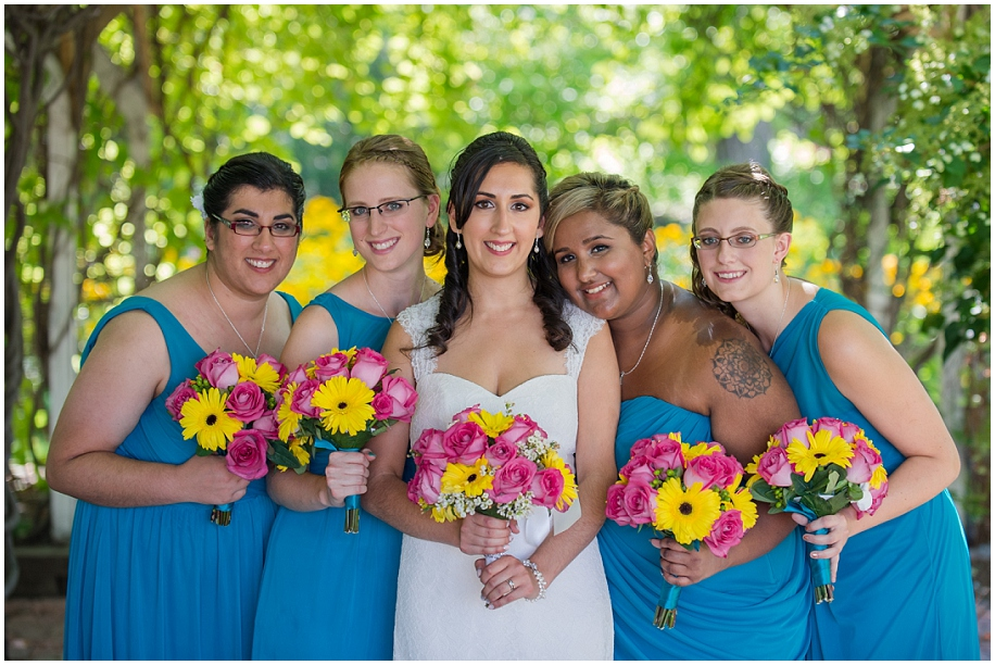 09 Kamloops wedding photographer TRU gardens
