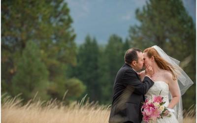 Ashley + Shawn | Quaaout Lodge wedding photographer