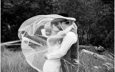 Paige + Dustin – Clinton ranch wedding