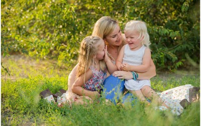 Crundwell / Lissel family – Kamloops lifestyle photographer