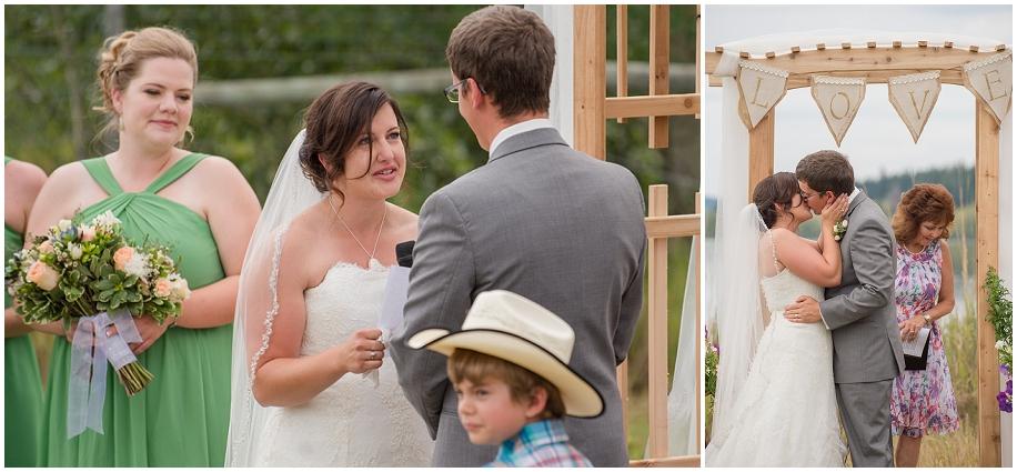 Outdoor lakeside wedding photographer 19