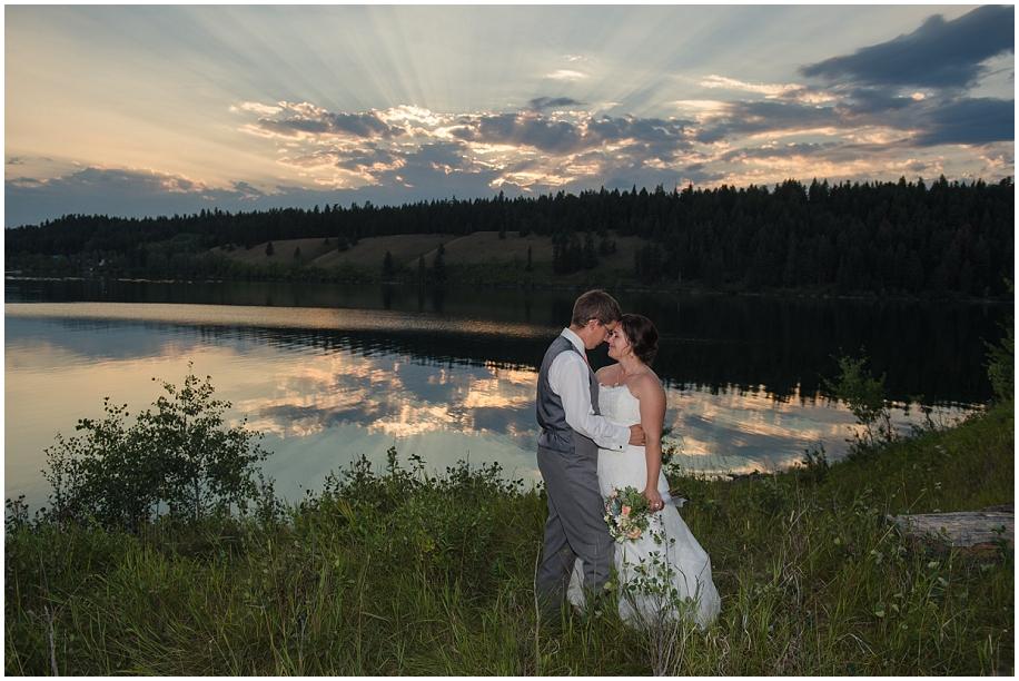 Outdoor lakeside wedding photographer 37