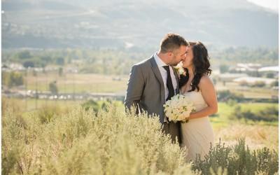 Hye Weon + Kurt | Kamloops wedding photographer