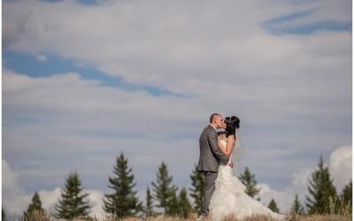 Katelyn + Tim | Kamloops wedding photographer