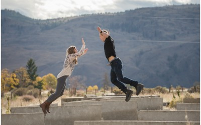 Kamloops family photographer | Wiebe family
