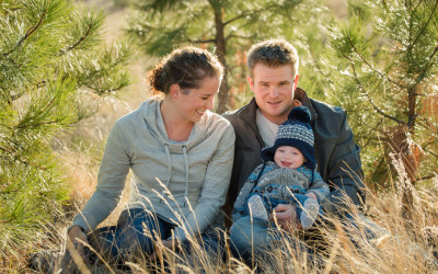 Kamloops family photographer – Henderson fam