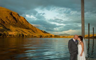 Kamloops wedding photographer – Jessie + Phil