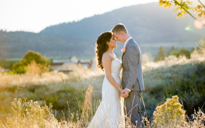 Kelowna vineyard wedding – Lisa + Jared