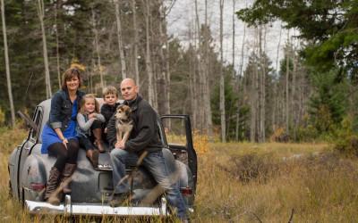 Walch Family / Kamloops family photographer