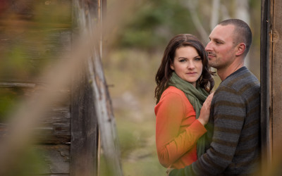 Kamloops engagement photographer – Katelyn and Tim