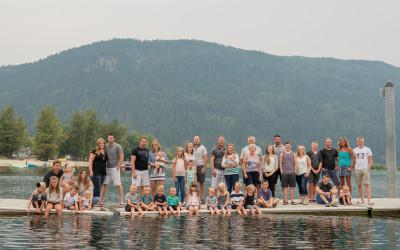 Mara Lake family – Okanagan photographer