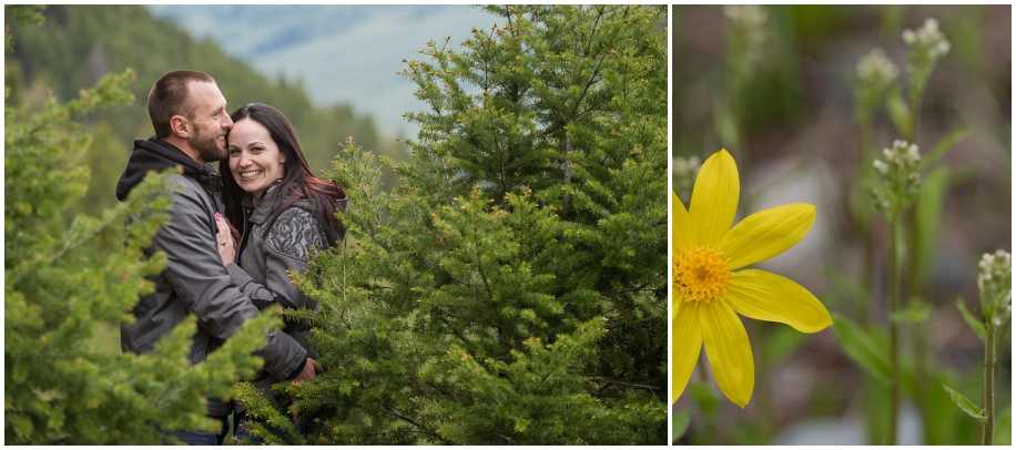Kamloops wedding photographer Harper Mountain engagement session_0004