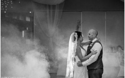 Beautiful Shuswap Lake wedding