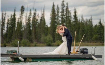 Lakeside wedding – Big Bar Lake BC