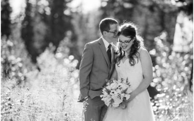 Summer Sun Peaks Wedding