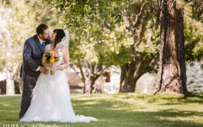 South Thompson Inn Wedding – Shevawn + Dave
