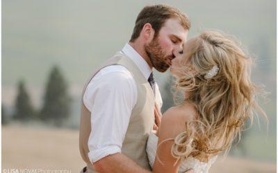 BC Ranch Wedding Kamloops