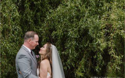 South Thompson Inn spring Wedding