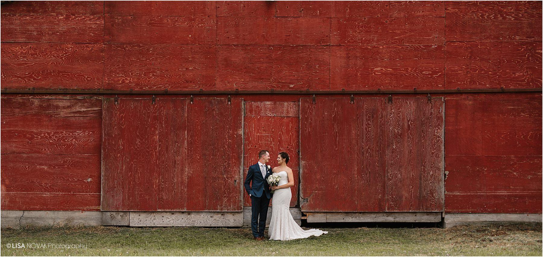 Kamloops wedding photographer Interior bride groom romantic epic mountain bridal portraits red barn