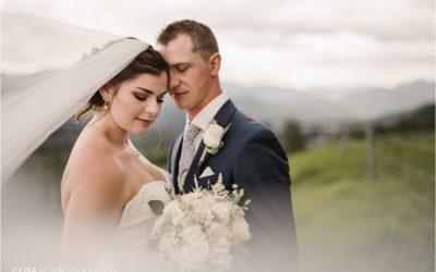 Intimate BC Summer Wedding