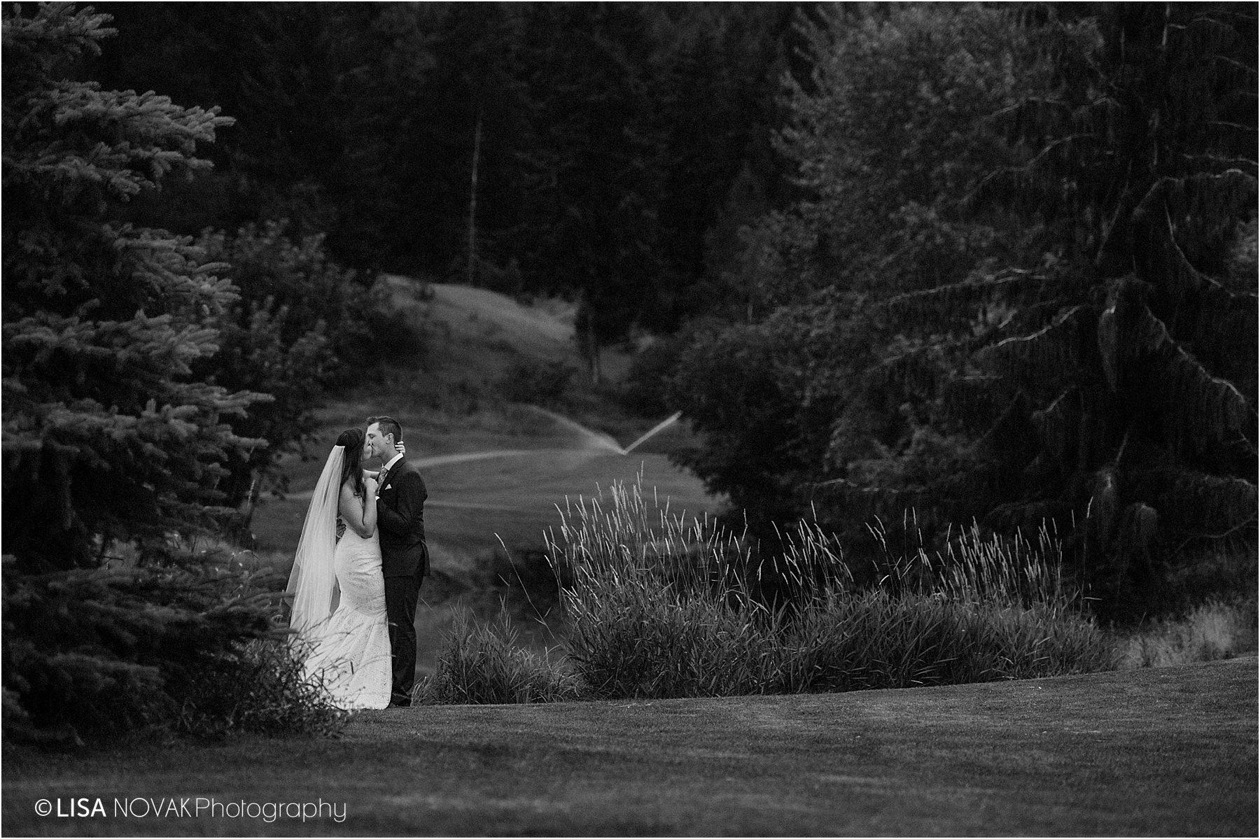 Intimate BC Summer wedding Barriere trash the dress photographer bride groom romantic bridal portraits portrait epic kiss