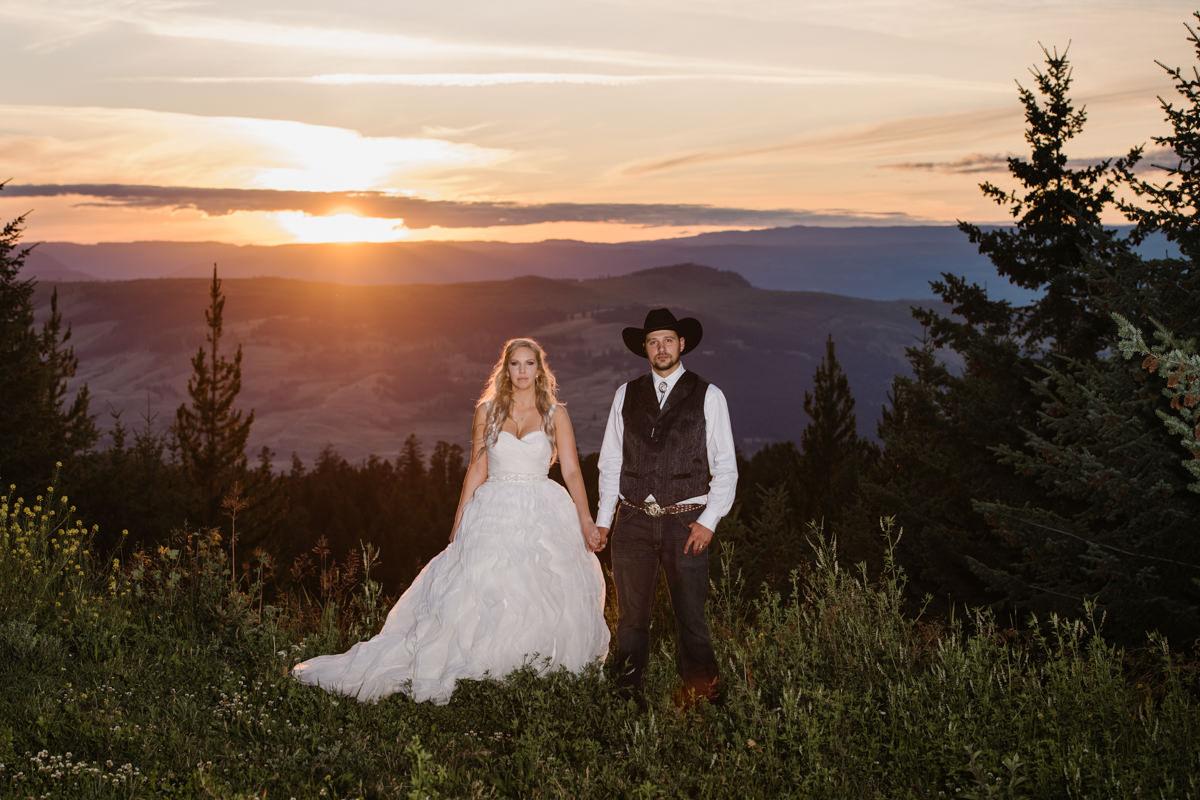 Harper Mountain Kamloops wedding venue