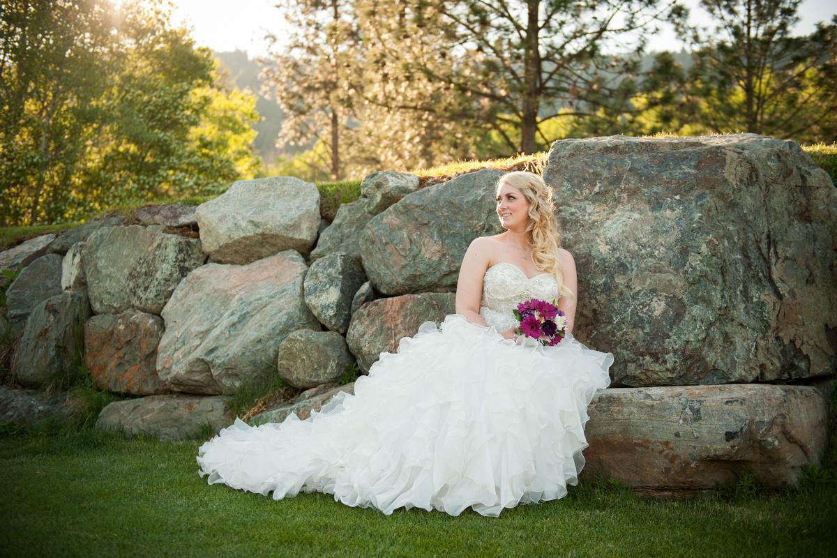 Quaaout Lodge wedding photographer