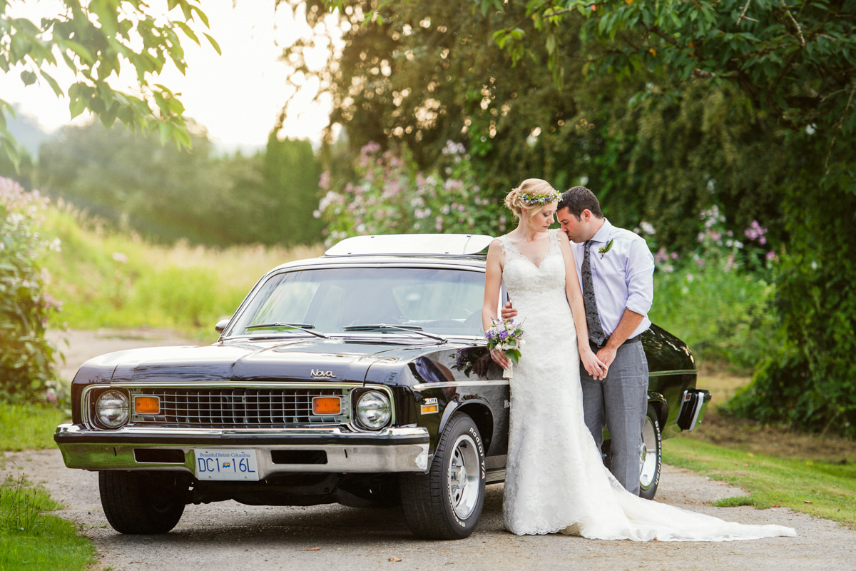 Abbotsford BC romantic wedding venues