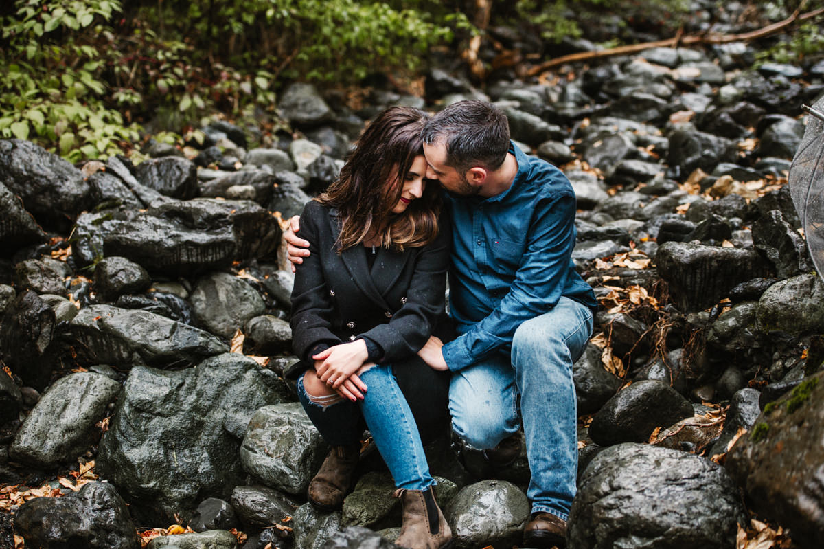 Sun Peaks engagement session photographer